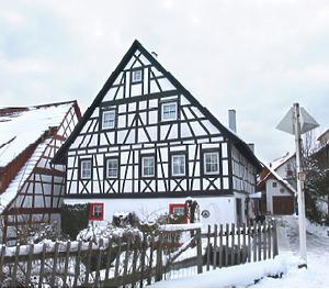 Ansicht / Fachwerkgebäude in 72189 Vöhringen (2012 - Stefan King)