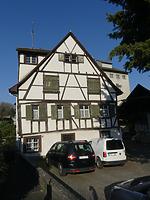Außenansicht / Wohnhaus in 79379 Müllheim (2020 - Burghard Lohrum)