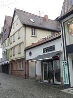 Ansicht / Haus Spiegel in 74821 Mosbach (2019 - Burghard Lohrum)