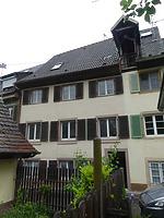 Ansicht / Wohnhaus in 79219 Staufen im Breisgau (2020 - Burghard Lohrum)
