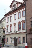 Ansicht / Ehem. Gasthof zum Löwen in 88606 Meßkirch (2014 - Karin Uetz)