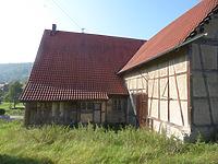 Nordansicht / Wohnhaus mit Ökonomie in 78532 Tuttlingen-Eßlingen (2019 - Klotz Architekten, Trossingen )
