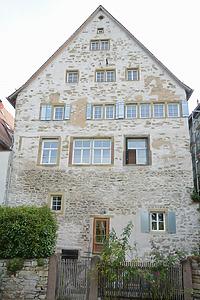 Lamparterhaus, Mühlstraße 21, 71665 Vaihingen an der Enz / Lamparterhaus in 71665 Vaihingen an der Enz (3.9.2020 - Michael Hermann, Heimerdingen)