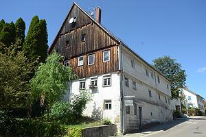 Börtlingen(GP), Alte Kaserne (Hauptstraße 49) / Alte Kaserne in 73104 Zell-Börtlingen (26.8.2020 - Michael Hermann, Heimerdingen.)