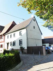 Ansicht / Wohnhaus in 79346 Endingen am Kaiserstuhl (2020 - Burghard Lohrum)