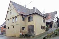 Leutenbach, Hauptstraße 20 / Wohnhaus in 71397 Leutenbach (9.12.2020 - Michael Hermann)