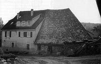 Blick auf die Nordseite / Kasernenhof, Scheune in 72074 Tübingen-Bebenhausen
