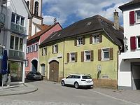 Straßenansicht / Wohnhaus in 79241 Ihringen (2021 - Burghard Lohrum)