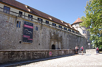 Ostflügel / Schloss Hohentübingen in 72070 Tübingen (21.09.2019 - Christin Aghegian-Rampf)