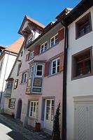 Rottweil, Badgasse 5 - Wohnhaus, Südwestansicht / Wohnhaus in 78628 Rottweil (Landesamt für Denkmalpflege Freiburg, Bildarchiv)