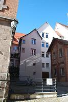Rottweil, Badgasse 5 - Wohnhaus, Rückansicht von Osten / Wohnhaus in 78628 Rottweil (Landesamt für Denkmalpflege Freiburg, Bildarchiv)