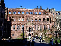 Ottheinreichsbau, Gesamtansicht von Westen / Ottheinrichsbau in 69117 Heidelberg, Altstadt (http://www.buehler-hd.de/bildarchiv/heidelberg/ottheinbau/tnp1010404jpg.jpg )