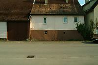 Nordansicht / Wohnhaus in 72119 Ammerbuch - Entringen (15.04.2009 - Michael Hermann)