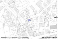 Lageplan  / Wohnhaus in 72119 Ammerbuch - Entringen (Vorlage LV-BW und RPS LAD)