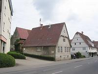 Westansicht / Wohngebäude in 71116 Gärtringen