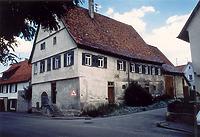 Ansicht von Südwesten / Wohnstallhaus in 73266 Bissingen an der Teck