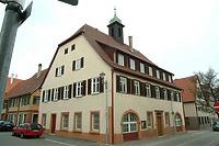 Weissach/Württ.: Altes Rathaus (1792i) / Altes Rathaus in 71287 Weissach/Württ. (02.03.2004 - Michael Hermann)