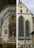 Chorostwand / Münster Unserer Lieben Frau in 78462 Konstanz (2012 - Stefan King)