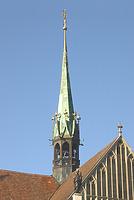 Vierungsdachreiter / Münster Unserer Lieben Frau in 78462 Konstanz (2008 - Stefan King)