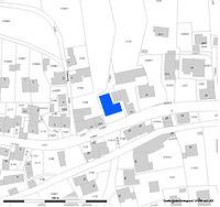 Lageplan (Vorlage RPS-LAD und LV-BW) / Wohnhaus, Parzellenr: 1198, 1199/1 in 79410 Badenweiler