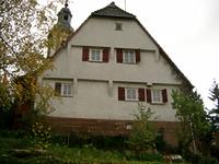 Dahenfeld, Eberstädter Str. 11, Nordgiebel / Wohnhaus in 74172 Neckarsulm - Dahenfeld