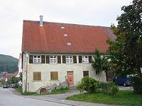 Ansicht von Süden / ehemaliges Vogtshaus in 78176 Blumberg