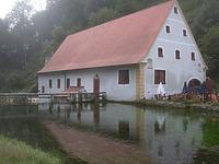 Ansicht der Unteren Mühle von Nordost / Untere Mühle in 72534 Hayingen-Wimsen