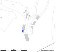 Lageplan (Vorlage RPS-LAD und LV-BW) / Untere Mühle, Anbau in 72534 Hayingen-Wimsen