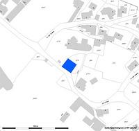 Lageplan (Vorlage LV-BW und RPS-LAD) / Pfarrhaus in Bodmann