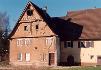 Ansicht 1991 von Osten / Wohnhaus in 73779 Deizisau