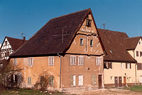 Ansicht 1991 von Südosten / Wohnhaus in 73779 Deizisau