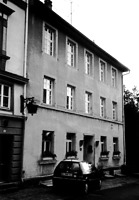 Ehemaliges Rabbinat und jüdisches Schulhaus. / ehem. Rabbinat in 72401 Haigerloch (01.09.1998 - Michael Hermann)