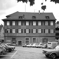 Gelbes Haus (heute Stadtmuseum)  in 73728 Esslingen am Neckar