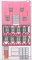 Ansicht von Süden (2006) / Wohngebäude in 73728 Esslingen am Neckar