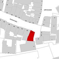 Flurkarte 2006 (LV-BW und LAD) / Wohnhaus in 73728 Esslingen am Neckar