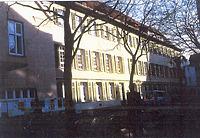 Westansicht 2003 / ehem. Franziskanerkloster in 73728 Esslingen am Neckar