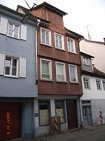 Ansicht von Osten 2007 / Wohnhaus in 73728 Esslingen am Neckar