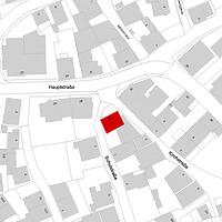 Flurkarte 2006 / Wohnhaus in 74382 Neckarwestheim ( (LV-BW und LAD))