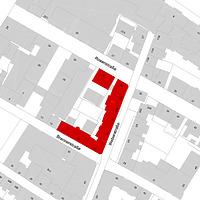 Flurkarte (LV-BW und LAD) / Bohnenviertel in 70182 Stuttgart, kein Eintrag