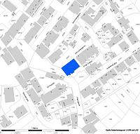 Lageplan (Vorlage LV-BW und RPS-LAD) / Wohnhaus in 72175 Dornhan