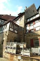Ostansicht / Ehem. Pfarr- und Zehnthof (Speyerer Pfleghof, Kesslerhaus) in 73728 Esslingen am Neckar (20.09.2005 - Michael Hermann)