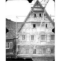 Straßenfassade Ost (1977)  / Wohnhaus in 73728 Esslingen am Neckar