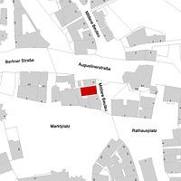 Flurkarte  / Wohnhaus in 73728 Esslingen am Neckar (01.01.2006 - Vorlage LV-BW und LAD)
