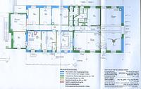 Pforzheim-Dillweißenstein, Felsenstraße 2, Grundriss Erdgeschoss / Gasthaus mit Wohnungen in 75180 Pforzheim-Dillweißenstein