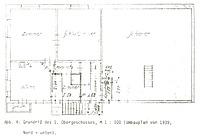 Bietigheim, Schieringerbrunnenstraße 9, Grundriss 1. Obergeschoss / Wohnhaus in 76467 Bietigheim-Bissingen
