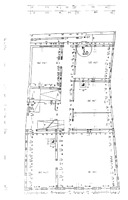 Bretten, Melanchthonstraße 24, Schweizer Hof, Grundriss 1. Obergeschoss / Schweizer Hof in 75015 Bretten