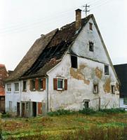 Empfingen, Haigerlocher Straße 12/14, Straßenansicht / ehem. Bauernhaus in 72186 Empfingen