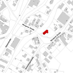 Flurkarte 2006 (Vorlage LV-BW und LAD) / Liebfrauenkirche in 88605 Meßkirch