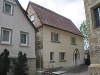 Ansicht von Norden (2007) / ehemalige Kapelle in 74632 Neuenstein