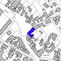 Lageplan 2007 (Vorlage LV-BW) / Gasthof zum Ochsen.  in 79423 Heitersheim